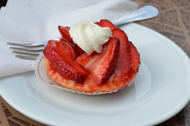 tartelette fraise mulhouse